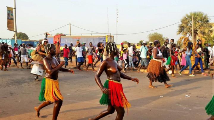 Festival Vœu Leu à Adzopé : Green Label en soutien à la culture Attié