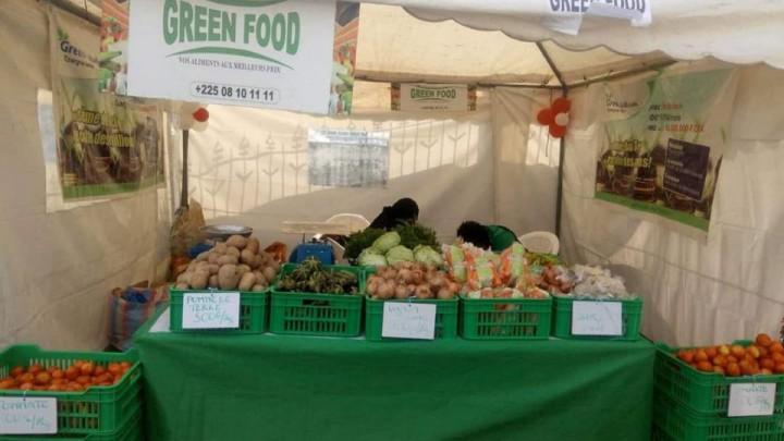 Bonnes pratiques écologiques : il y a aussi cette composante ''Green Food'' du modèle Green Label